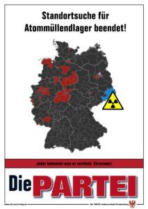 Atommüllendlagersuche beendet
